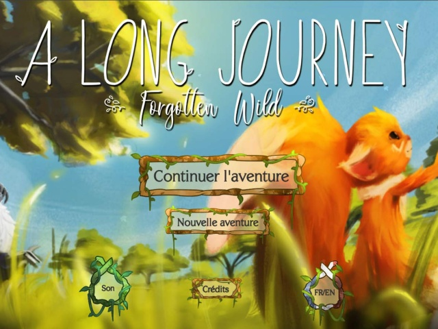 ALJ Team presents: A Long Journey: Forgotten Wild
