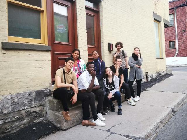 2018 - French-Quebecer Workshop
