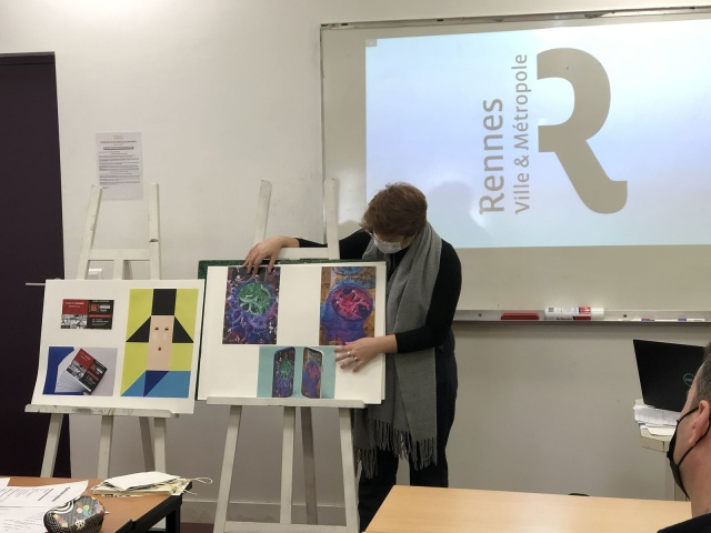 Final Jury for the First Year Bachelor's Degree in Design