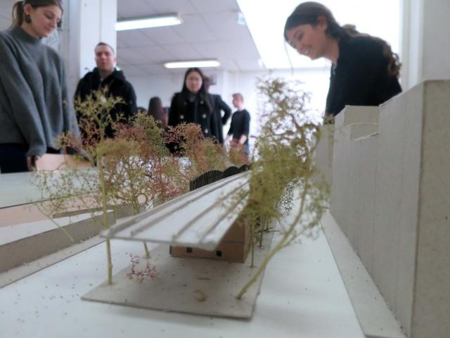 2019 - A village in town - Interior Design Workshop