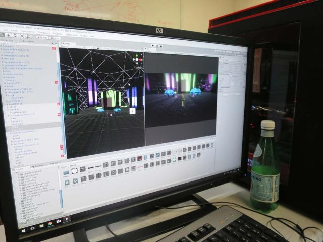2018 - Shoot'em up - Video Game Workshop