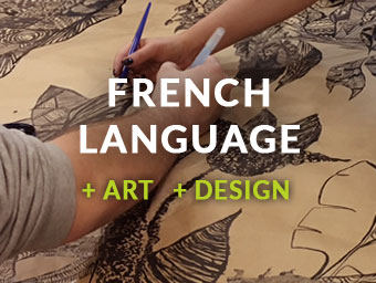 FLE (French as a Foreign Language) + Art & Design